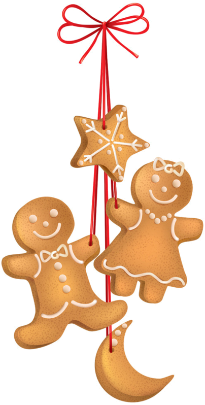 Baking Christmas Cookies Clipart.Gingerbread Christmas Kitchen Christmas Baking Christmas
