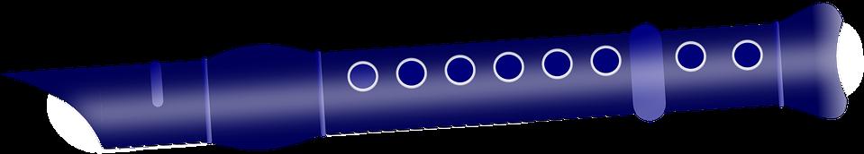 Transparent flutes clipart - Flute Cartoon Png