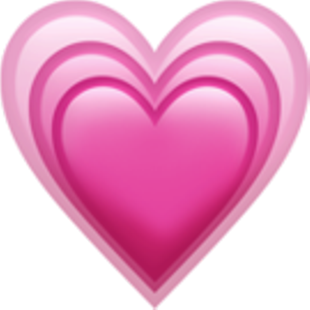 Transparent balloon clipart transparent background - Heart Png Icon - Iphone Heart Emoji Png