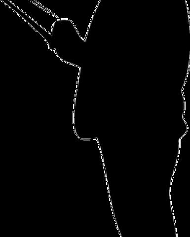 Fishing Pole Clipart Silhouette Silhouette Transparent Cartoon Jing Fm