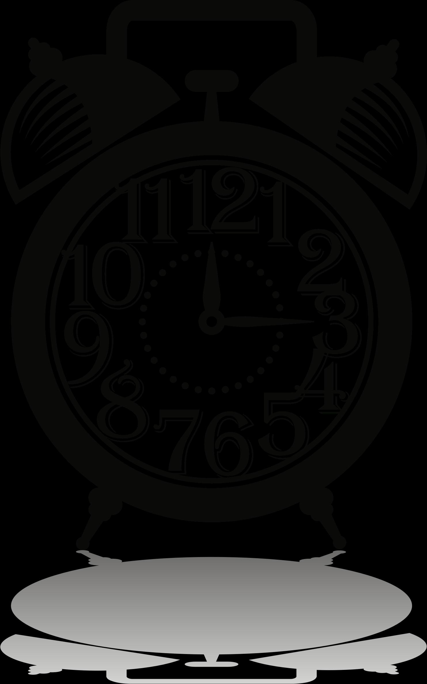 Transparent alarm clock clip art - Alarm Clock Red Png Clip Art - Drawing Of A Clock Alarm
