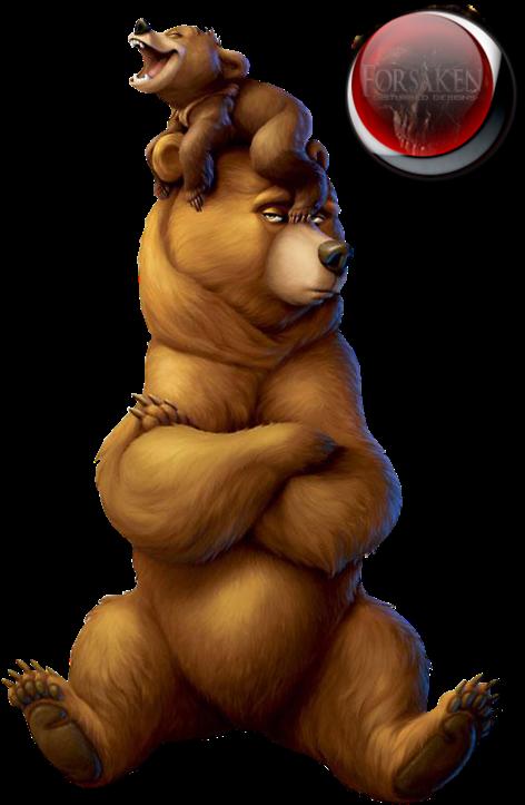 Transparent brother clipart - Kenai & Koda Bear Clipart, Bear Images, Brother Bear, - Brother Bear Png