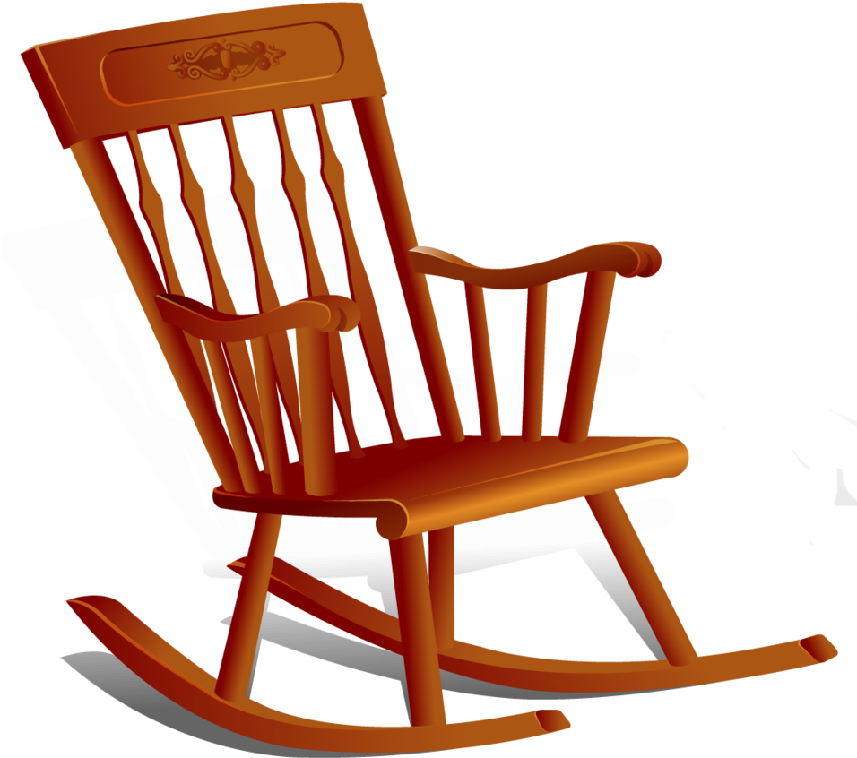 Baby Rocking Chair Clipart - Rocking Chair Clip Art Png ...
