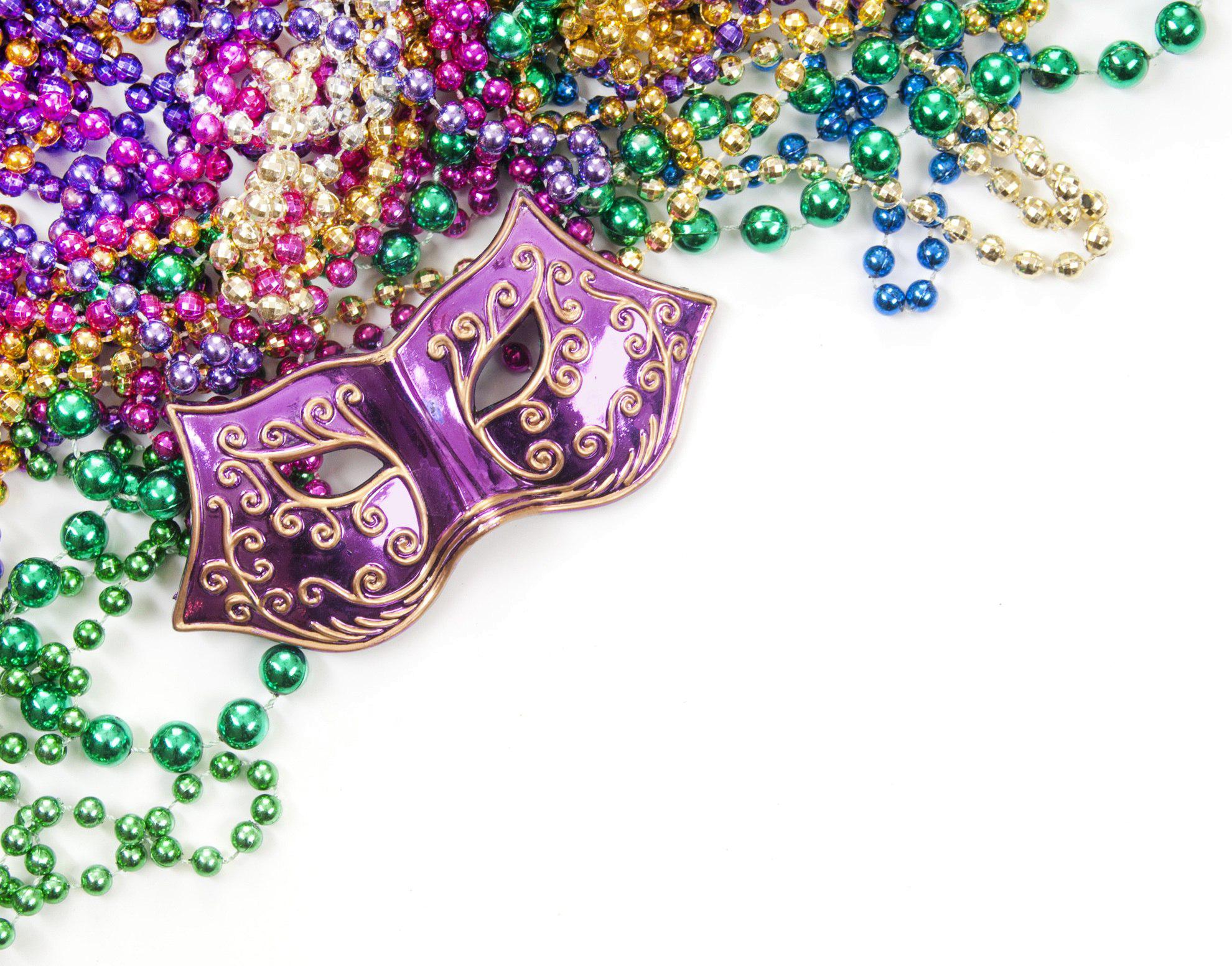 Mardi Gras Png File Mardi Gras Beads Png Transparent Cartoon