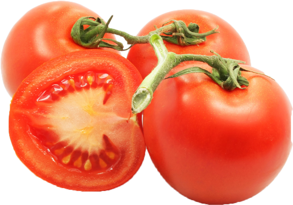 Transparent tomato slice clipart - Tomato Png Download Free Image - Tomato Paste