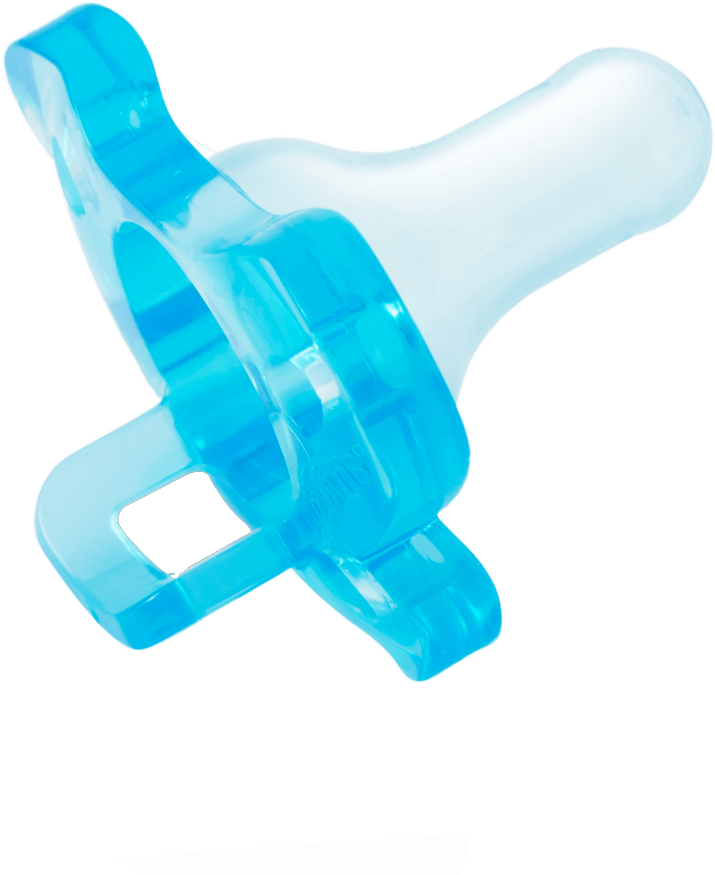 Transparent baby bottle and pacifier clipart - Pacifier Bulb Is The Same Shape As The Dr - Dr Brown Blue Pacifier