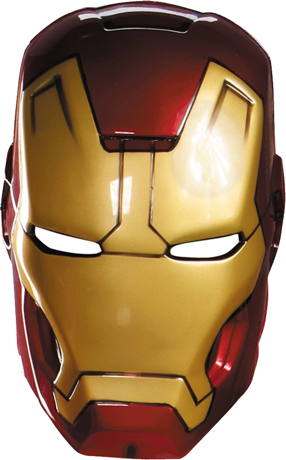 Transparent masks clipart - Masks Clipart Ironman - Iron Man Mask Movie